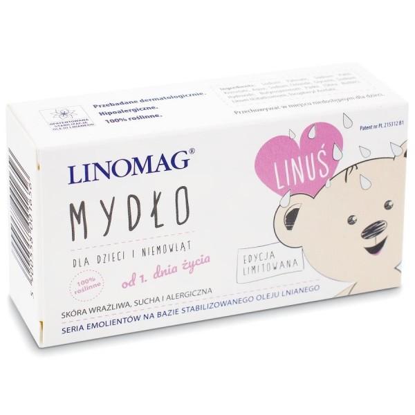 Linomag mydło dla dzieci i niemowląt 100ml