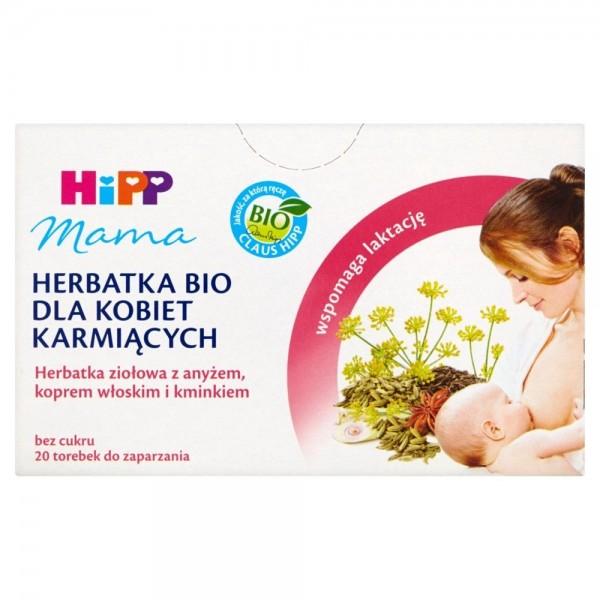 Herbatka HiPP dla kobiet karmiących - 20 torebek