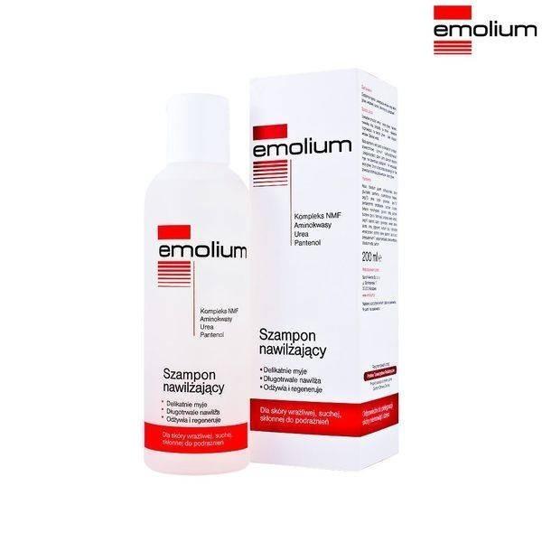 Emolium szampon nawilżający od 1 miesiąca 200ml