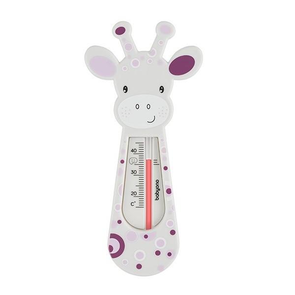 Termometr kąpielowy żyrafka BabyOno 775/03 szara