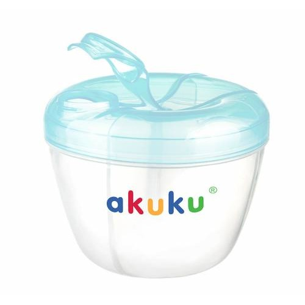 Pojemnik na mleko Akuku A0361 niebieski