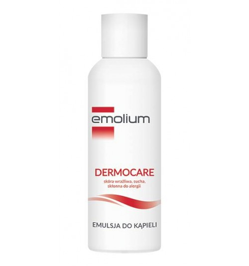 Emolium emulsja do kąpieli - emolient - 400ml