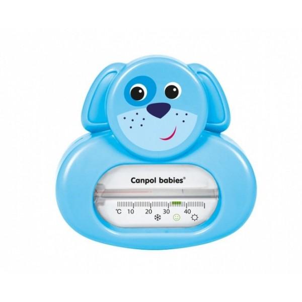 Termometr kąpielowy Piesek Canpol Babies 56/142