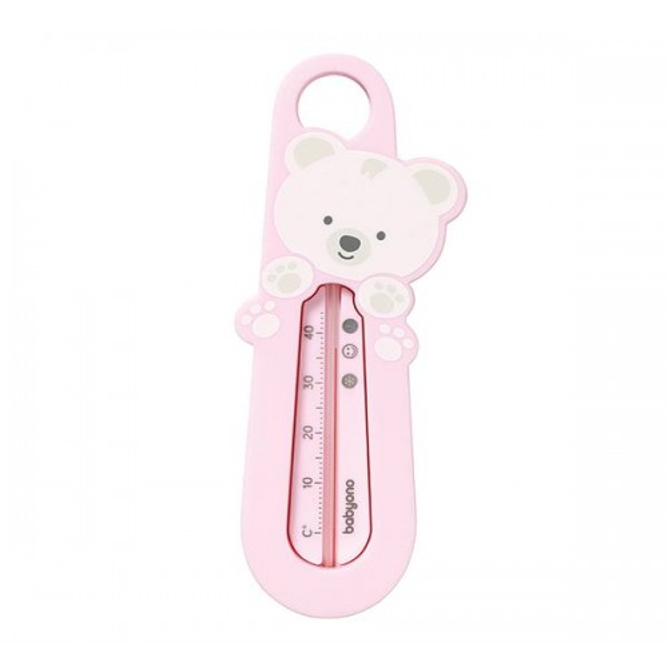 Termometr kąpielowy BabyOno 777/03 różowy