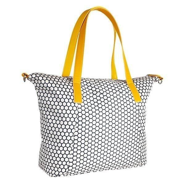 Canpol torba dla mamy i do wózka 78/502 żółta