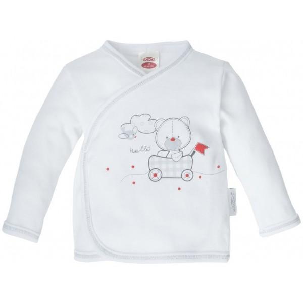 Koszulka bawełna organiczna Miś MAKOMA
