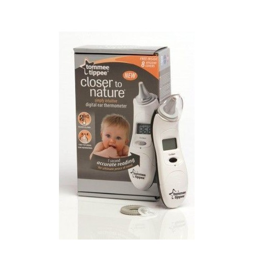 Termometr cyfrowy do ucha Tommee Tippee 230201