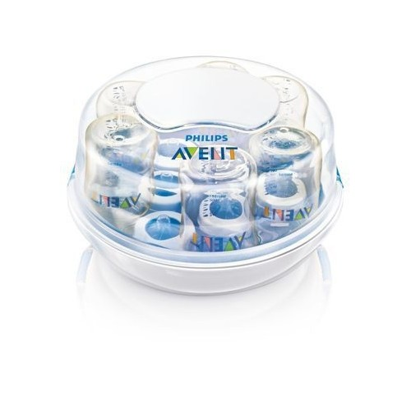 Mikrofalowy sterylizator parowy AVENT 281/02
