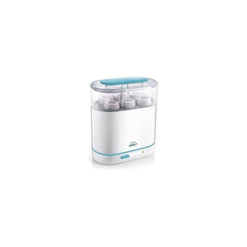 Elektryczny sterylizator parowy 3 w 1 AVENT 284/03