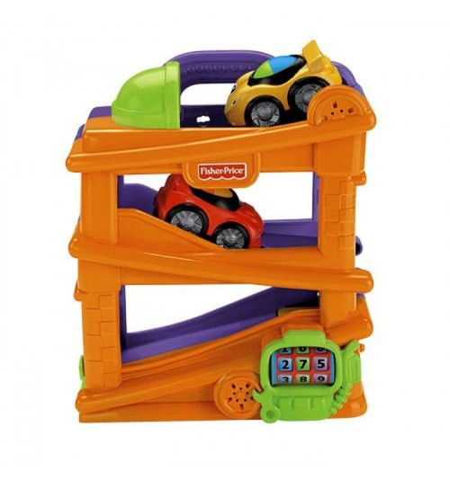 Zygzakowa rampa Fisher Price T5773