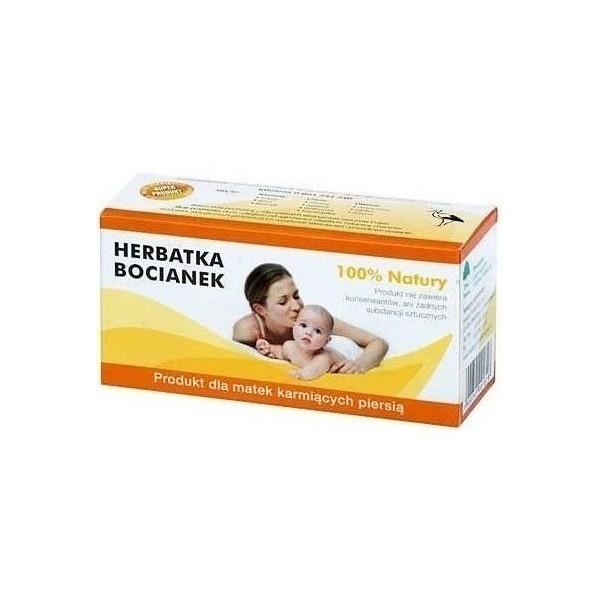 Herbatka ziołowa Bocianek express 40g Medela