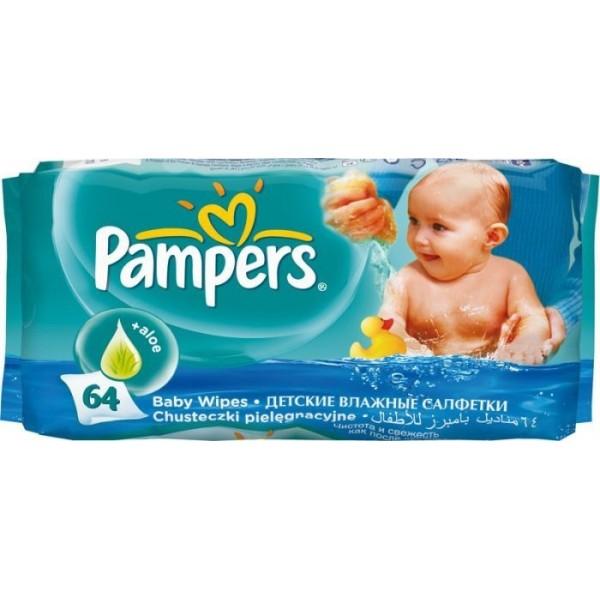 Chusteczki Pampers Baby Fresh 64szt.