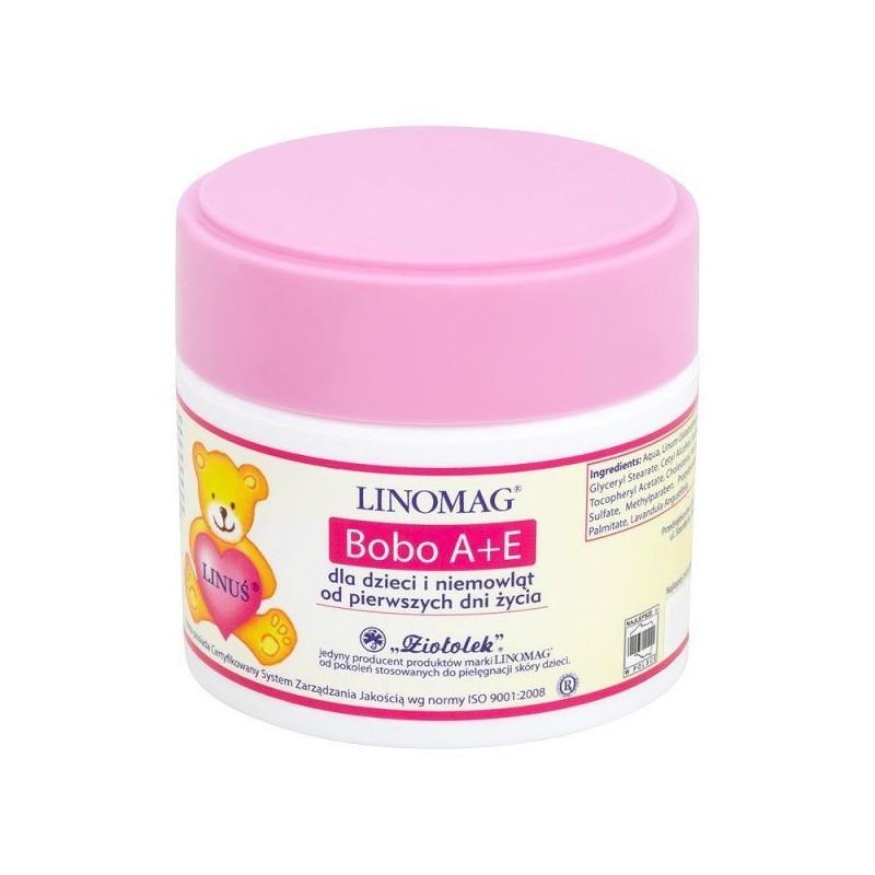 Linomag krem ochronny Bobo A+E 50ml