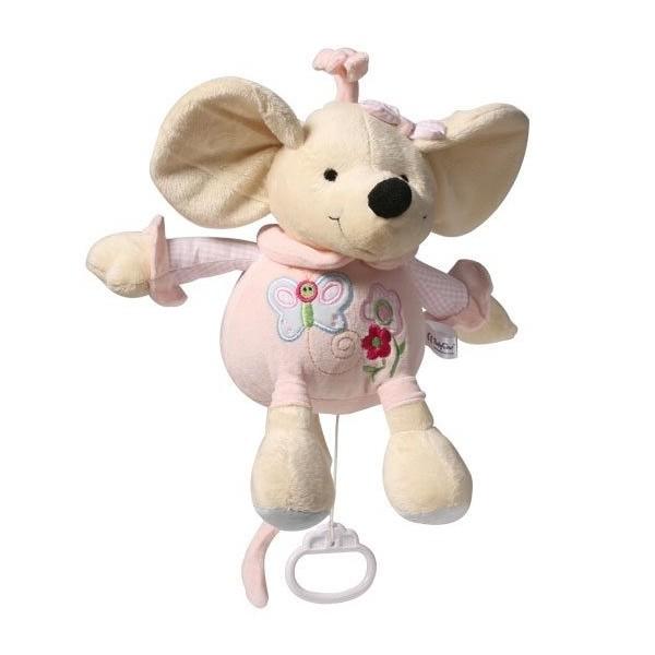 Zabawka z pozytywką Słodka Myszka BabyOno 927