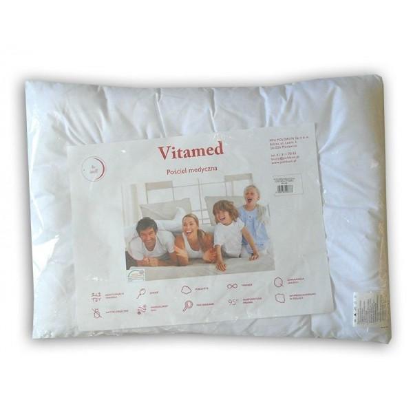 Wypełnienie poduszki Poldaun Vitamed 60x40cm