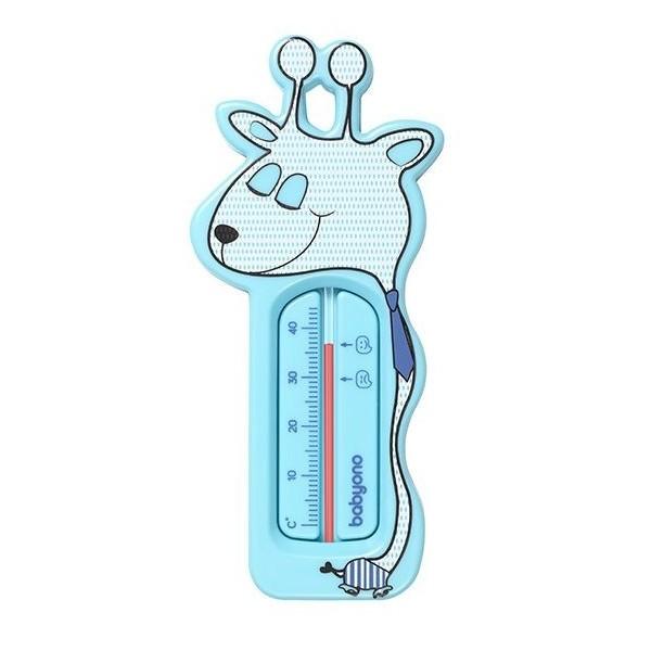 Termometr kąpielowy żyrafka BabyOno 775/01 niebieska